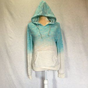 Beach by Exist ombre pullover hoodie
